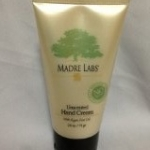 Madre Labs, Hand Cream, With Argan Nut Oil, Unscented, 2.5 oz