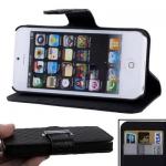 Case เคส Woven iPhone 5 (Black)