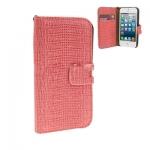 Case เคส Crocodile iPhone 5 (Red)