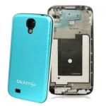 โครง + ฝาหลัง สีฟ้า Samsung GALAXY S4 IV (i9500) redictshop