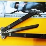 มีดซ้อมควง บาลิซองคอสเพลย์-ทรู Cosplay-2 Balisong Trainer Knife TKBS-CP2