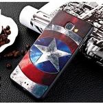 (พร้อมส่ง)เคสมือถือซัมซุง Case Samsung A9 Pro เคสดำนิ่มพื้นหลังลายกราฟฟิคยอดฮิต 3D