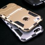 (439-001)เคสมือถือไอโฟน Case iPhone5C เคสกันกระแทกขอบนิ่ม Drop Ultimate มีขาตั้งในตัว
