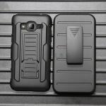 (002-213)เคสมือถือซัมซุง Case Samsung J3 2016 เคสกันกระแทกแบบเหน็บเอว