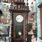 นาฬิกา2ลานgb ตู้ไทยโบราณ รหัส91157wc
