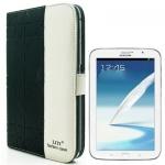 Case เคส Embossing 2สี Samsung Galaxy Note 8.0 (N5100) (Black)