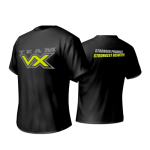 VITAXTRONG TEAM VX SHIRT BLACK