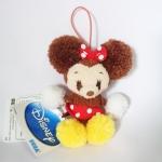 พวงกุญแจ Minnie Mouse - Disney
