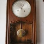 นาฬิกาสมอดำ2ลานรหัส5758wc3
