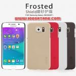 (385-066)เคสมือถือซัมซุง Case Samsung S6 เคสพลาสติกพรีเมี่ยมแบรนด์ Nillkin Frosted Shield