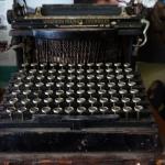 เครื่องพิมพ์ดีดsmith premire สมัยร.5 นำเข้ายี่ห้อแรกในประเทศไทย