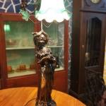โคมไฟตั้งโต๊ะรหัส7458tl3