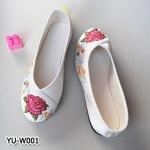 YU-W001 รองเท้าจีน ไซส์ 35-40