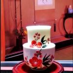 ชุดถ้วยชาแบบดมดื่ม ลายซากุระ Sakura Tea Cup set