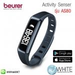 Beurer AS80 ACTIVITY SENSOR นาฬิกานับก้าว คำนวณแคลอรี่ การเคลื่อนไหว และการนอนหลับ