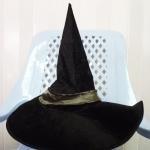 หมวกแม่มด(ไม่รวมตุ๊กตา)