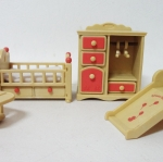 Sylvanian Families : Baby Room Set