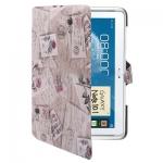 Case เคส Postcard Samsung Galaxy Note 10.1 (N8000)Khaki