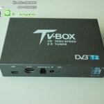 กล่องรับสัญญาณ ทีวีดิจิตอล ติดรถยนต์ รุ่นใหม่ล่าสุด Maxspeed 160Km/h (TC3500)