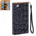 Case เคส Leopard iPhone 5 (Dark Grey)