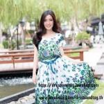 Midi Dress_Butterfly