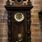 นาฬิกาลอนดอนศรไขว้ กล่องดนตรี รหัส12161am