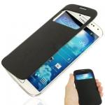 Case เคส แบบโชว์หน้าปัด Samsung GALAXY S4 IV (i9500)(Black)