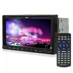 2DIN / จอ 7 inch / Touch Screen / TV / FM Radio / Bluetooth /GPS เครื่องเสียงรถยนต์
