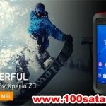 (353-135)เคสมือถือโซนี่ Case Sony Xperia Z3 เคสกันน้ำกันกระแทกแบรนด์ดัง LOVE MEI