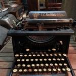 เครื่องพิมพ์ดีด l.c..smith&bros No.8 ปี 1920 รหัส28457tw