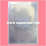 Yu-Gi-Oh! ARC-V OCG Duelist Card Protector / Sleeve - Silver 16ct. 98%