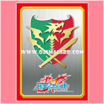 Future Card Buddyfight Card Protector / Sleeve Vol.6 : Dragon World's Flag x55