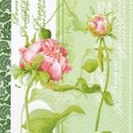 แนพกิ้น 33x33 Flower 211004