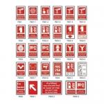 ป้ายเครื่องหมายป้องกันอัคคีภัย (Fire Equipment Signs)