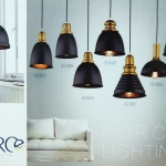 Modern Lamps Set-19