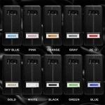 (436-318)เคสมือถือซัมซุง Case Samsung Galaxy Note8 เคสนิ่มลายหนังสุดเท่ห์แฟชั่นขาตั้งหลากสี