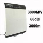 Usb wifi wireless 3800mW Outdoor 68dBi Simerst