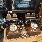 โทรศัพท์เยอรมันกระดิ่งคู่รหัส291158tl3