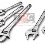 Adjustable Wrenches/ประแจเลื่อน RIDGI