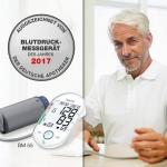 "Glückwunsch! ขอแสดงความยินดีครับ #Beurer #BM55 ที่ ""Der deutsche Apotheker"" ได้ให้รางวัลเครื่องวัดความดันแห่งปี (blood pressure monitor of the year) 🏆🏆"