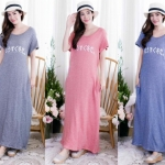 Winter is comming - Maxi Pockets ***Plus Size*** มี3 สีค่ะ