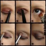 การแต่งตา เทคนิคไล่สีตา ยังไงให้สวย
