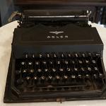 เครื่องพิมพ์ดีดaddler ปี1948 รหัส81257tw1