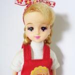 ตุ๊กตา JeNny- Takara Sonokong Korea