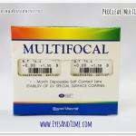 Proclear multifocal คอนแทคเลนส์โปรเกรซซีพ (progressive contact lens)