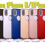 (436-250)เคสมือถือไอโฟน Case iPhone X เคสนิ่มกรอบโลหะสวยหรู