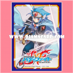 Future Card Buddyfight Card Protector / Sleeve Vol.19 : Legendary Brave, Tasuku x55