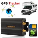 GPS Tracking รองรับ TF Card Memory จีพีเอสติดตามรถยนต์