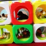 ตุ๊กตาหมา Cubic Room