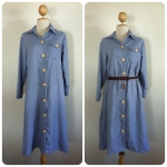 Japanese Shirtdress